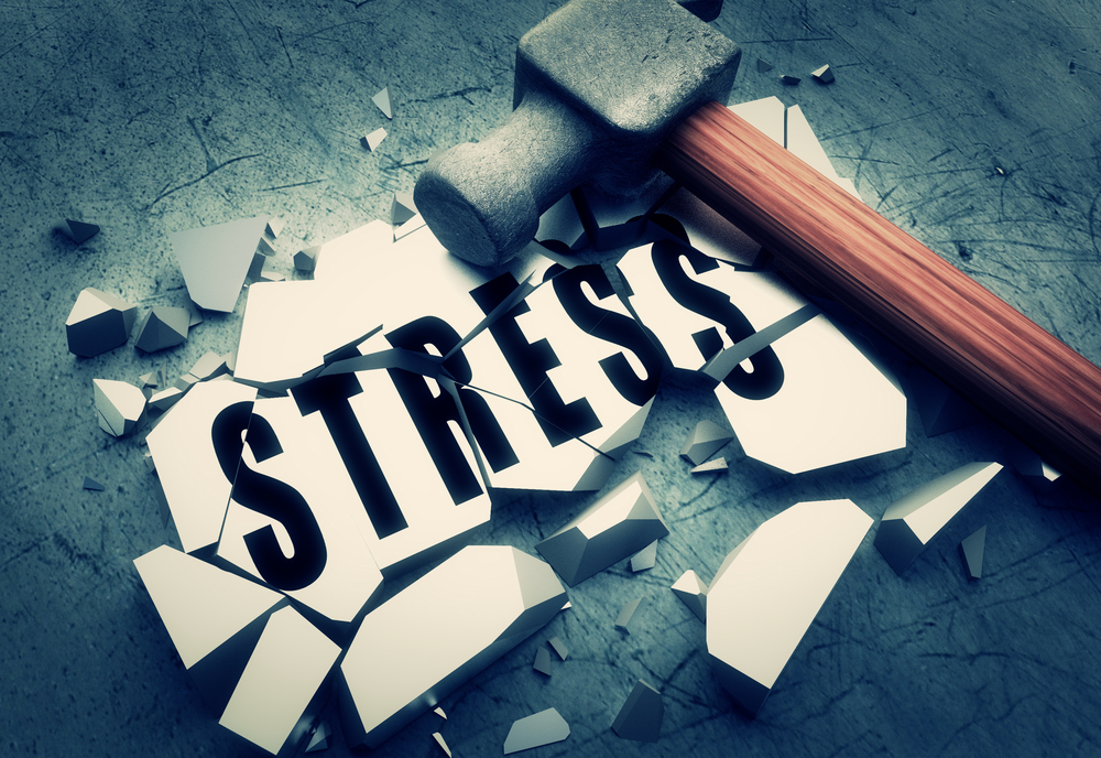 Stop Stress Caused by Dieting